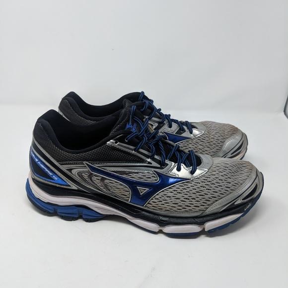 684e9f6f53f3 Mizuno Shoes | Wave Inspire 13 Mens Running Sneaker | Poshmark